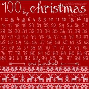 @TIU_SHELLEY TIU #100bychristmas