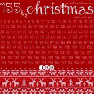 @TIU_SHELLEY TIU #155bychristmas