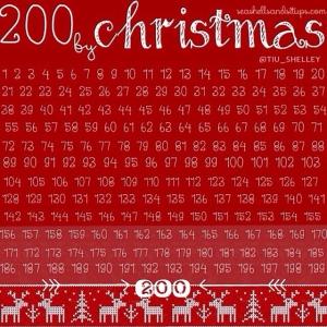 @TIU_SHELLEY TIU #200bychristmas
