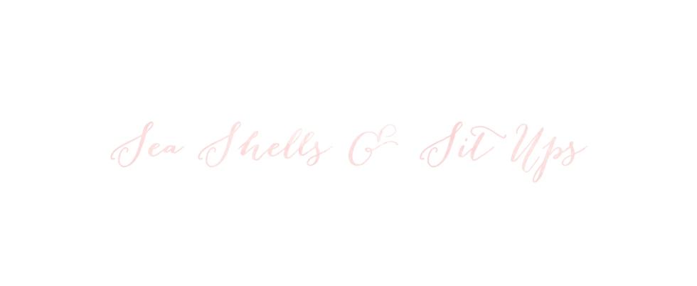 sea shells & sit ups logo