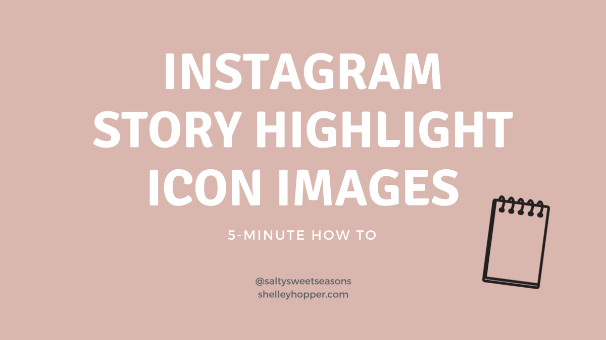 Instagram Story Highlight Image: Canva How-To